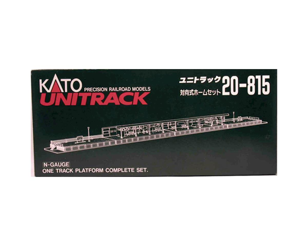 Kato N One-Sided Platform Set