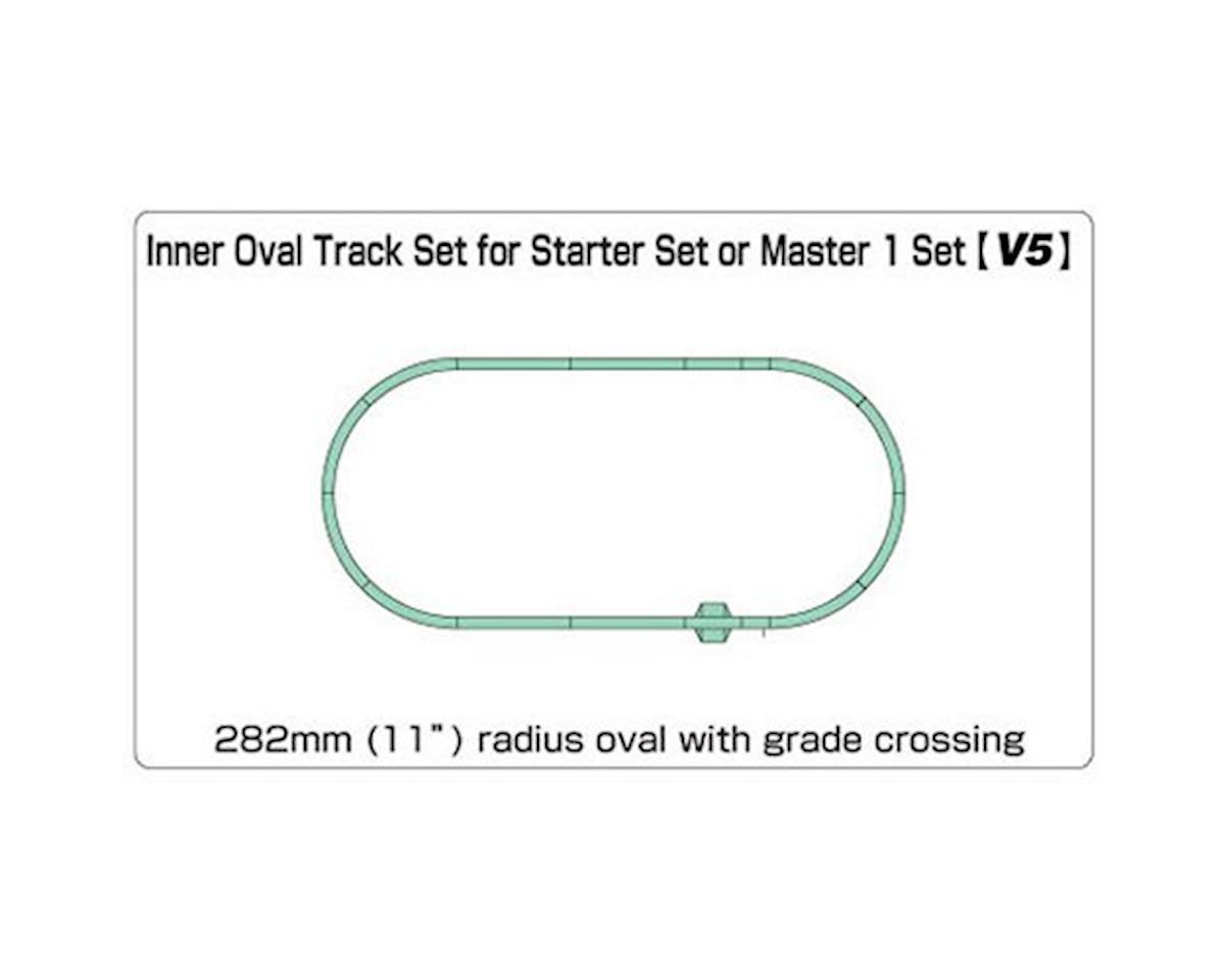 N V5 Inside Loop Track Set by Kato