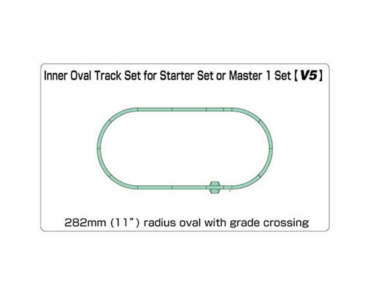 Kato N V5 Inside Loop Track Set