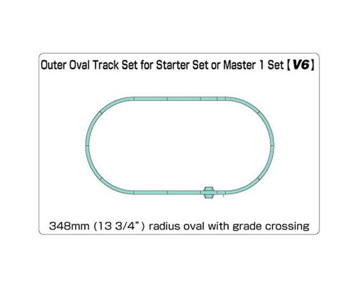 Kato N V6 Outside Loop Track Set