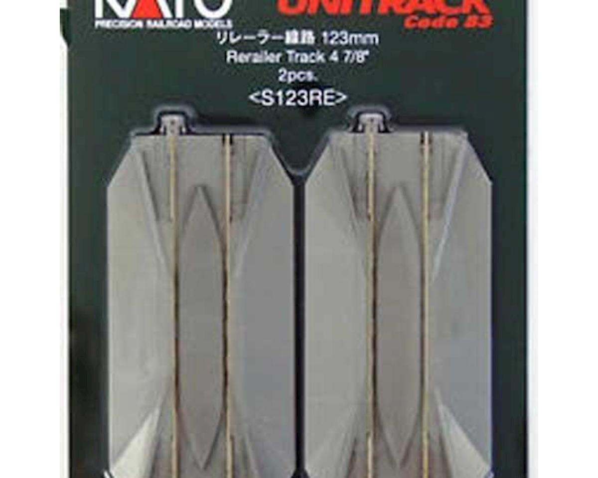 "Kato HO 123mm 4-7/8"" Straight Road Crossing (2)"