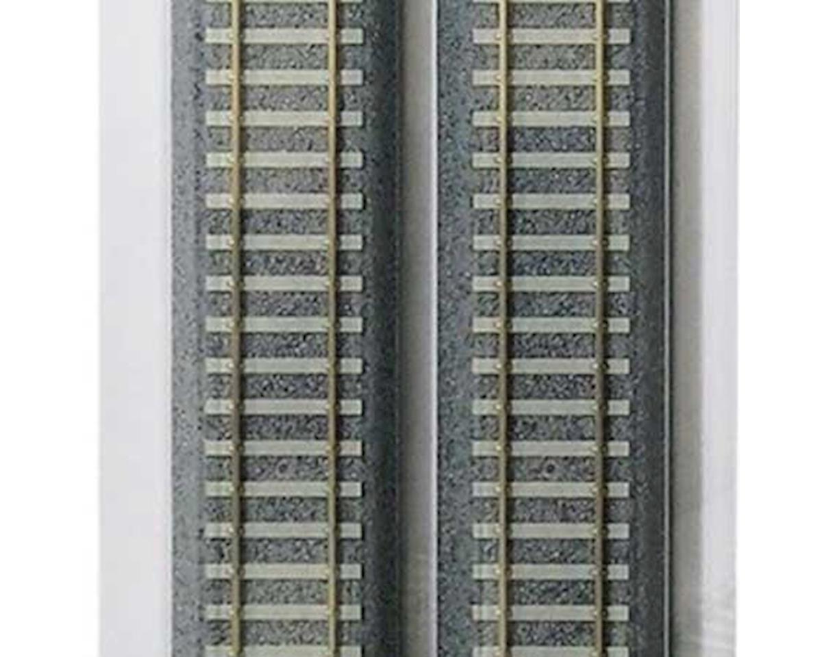 "Kato HO 246mm 9-3/4"" Track Straight, Concrete Ties (4)"