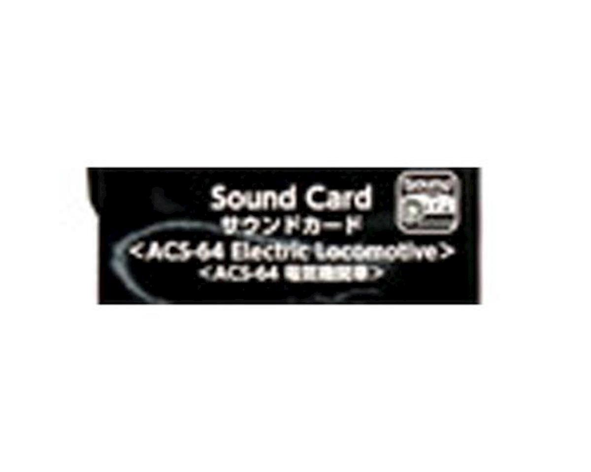 Kato Sound Card, ACS-64 Electric