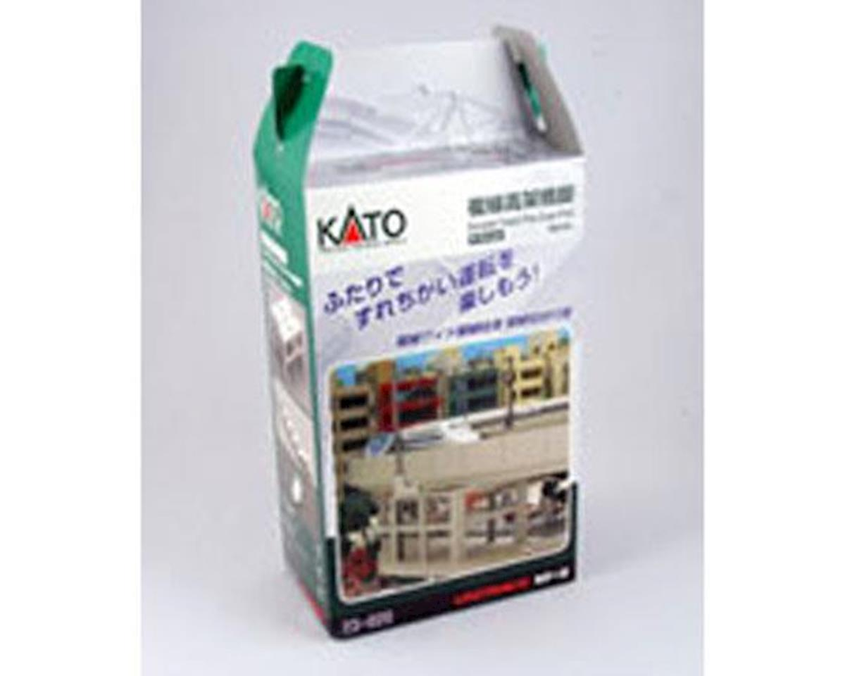 Kato N Double Track Viaduct Pier Set