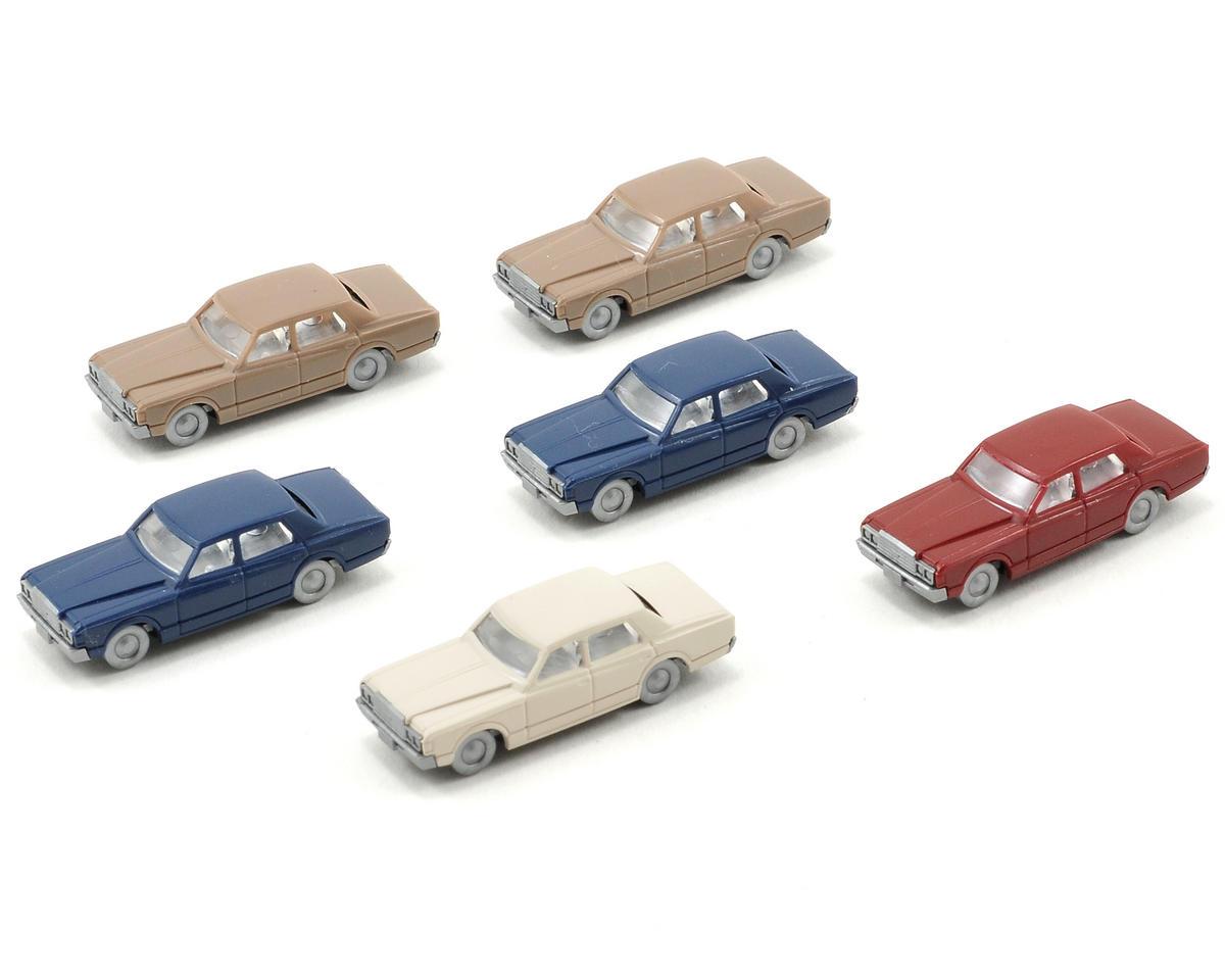 KATO N-Scale 80's Era Toyota Automobiles (6)