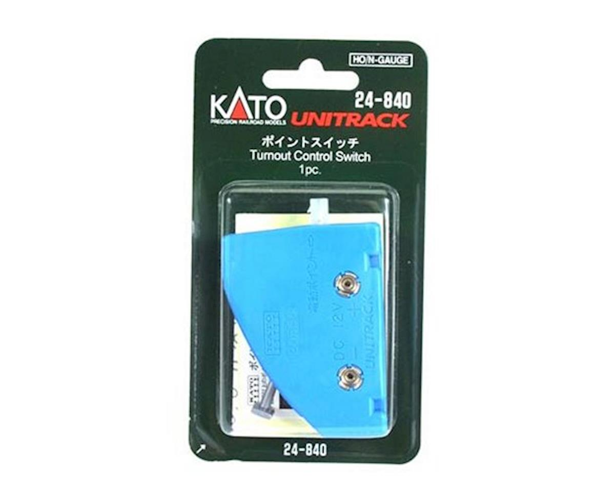 Kato Turnout Control Switch