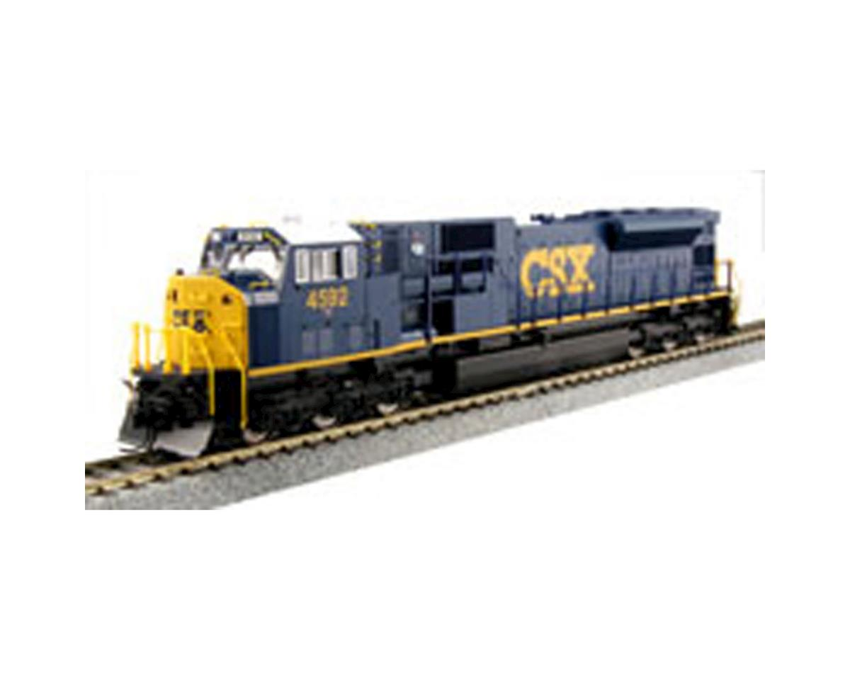 Kato HO SD80MAC Starter Set, CSX