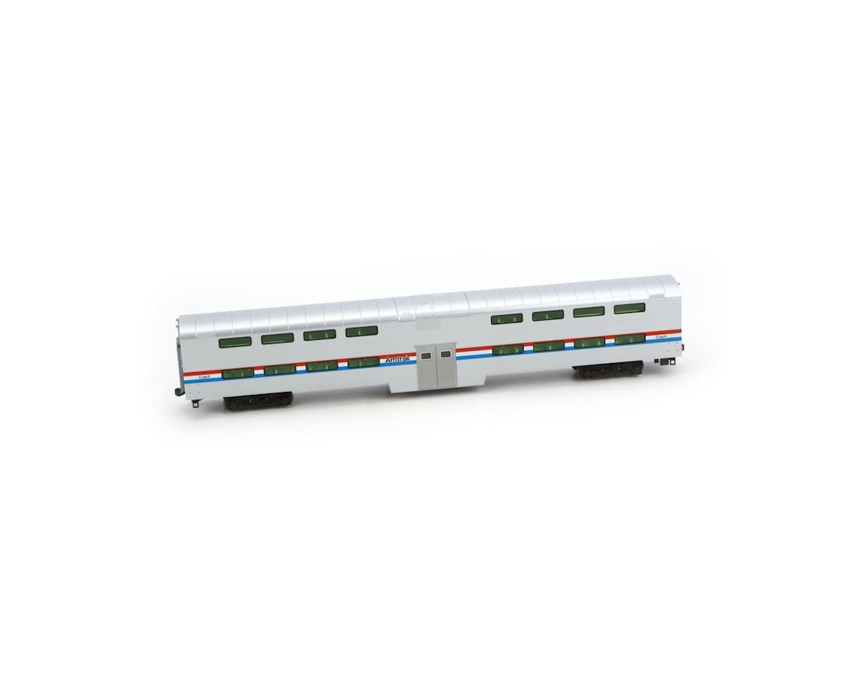 Kato HO Pullman Bi-Level Coach, Amtrak/Phase III