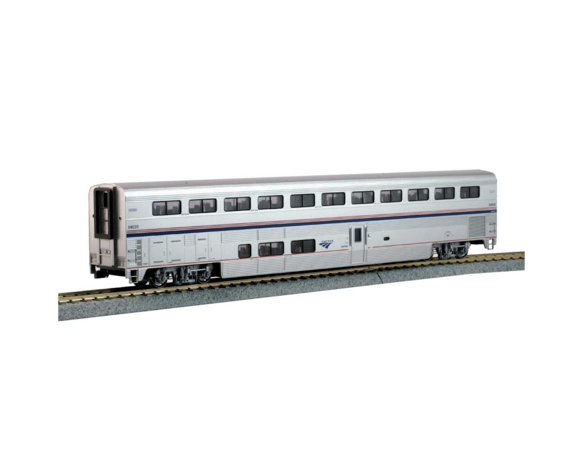 Kato HO Superliner Coach, Amtrak/Ph VI #34030