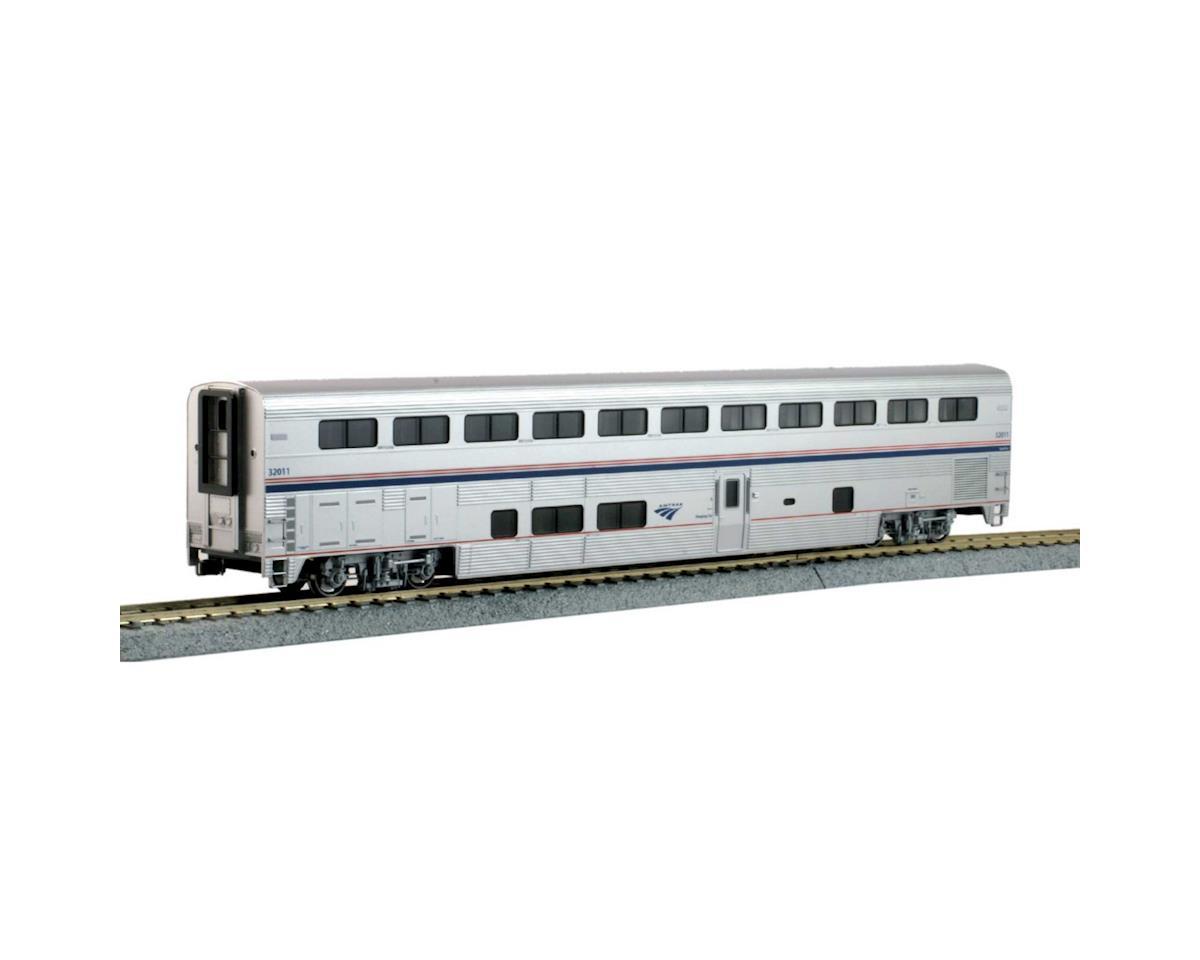 Kato HO Superliner Sleeper, Amtrak/Ph VI #32011