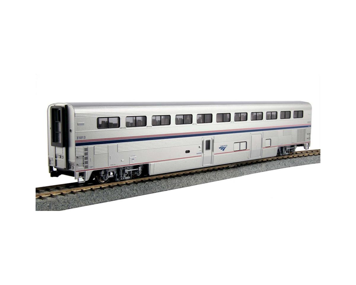 HO Superliner I Coach/Baggage, Amtrak/Phase IVb by Kato