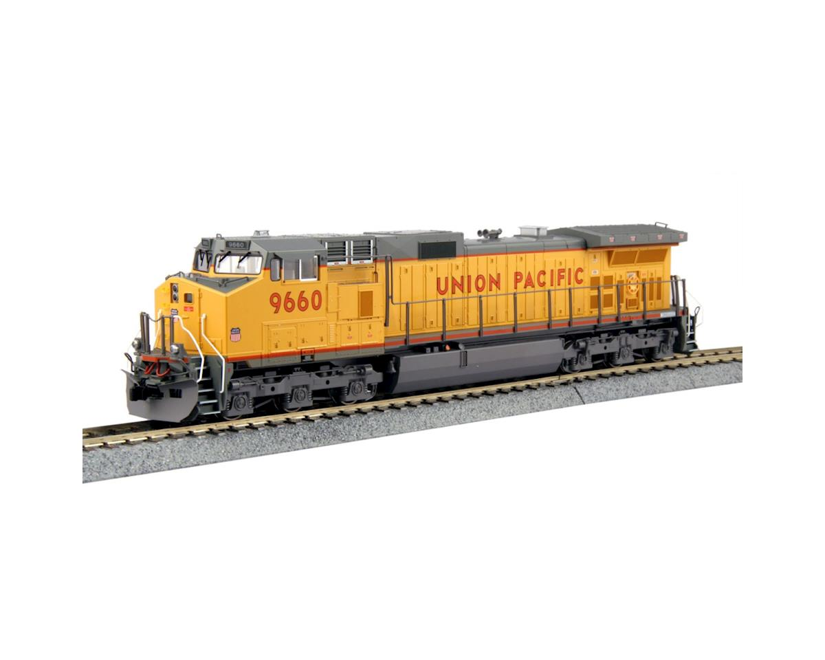 Kato HO C44-9W, UP #9660