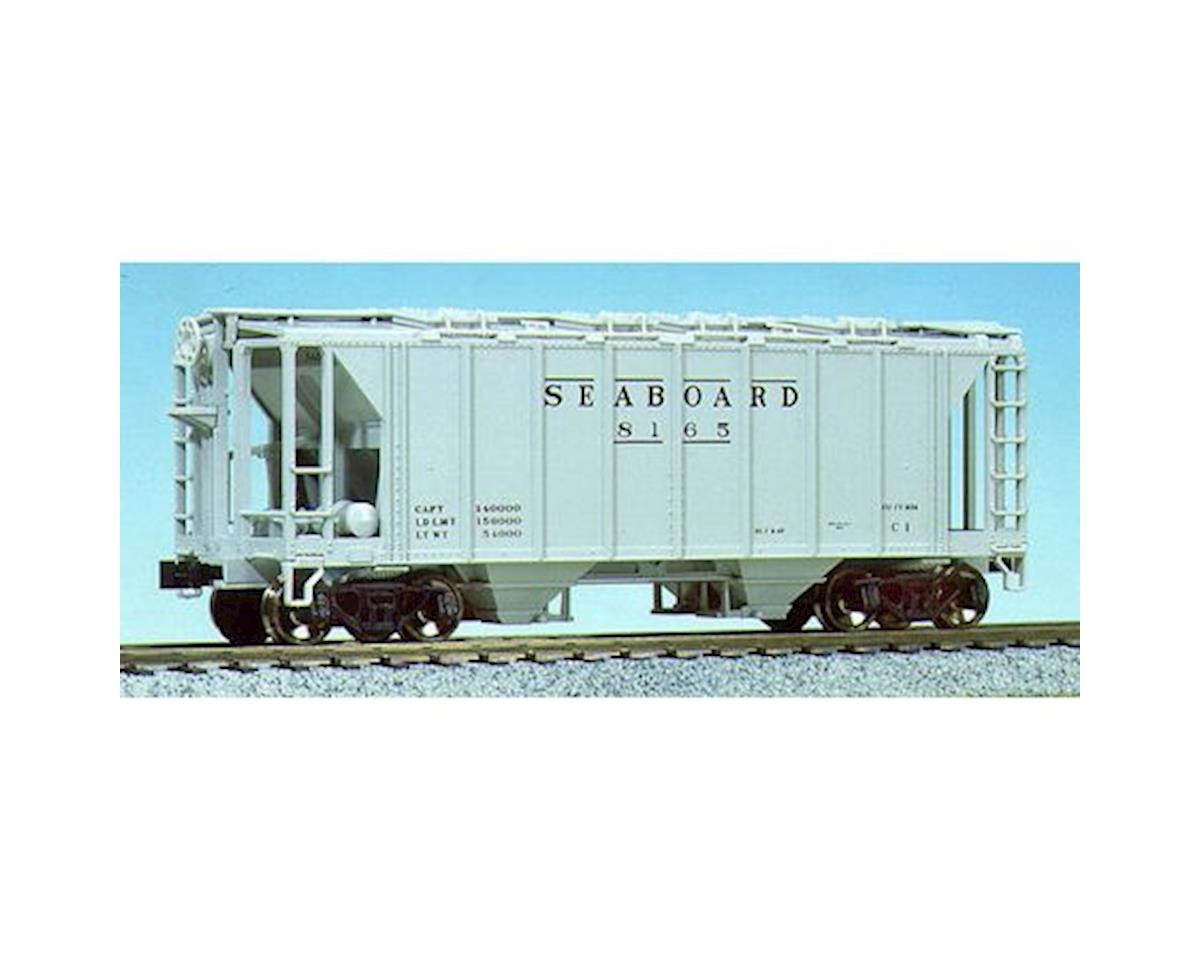Kato HO AC&F 70-Ton Covered Hopper, SBD