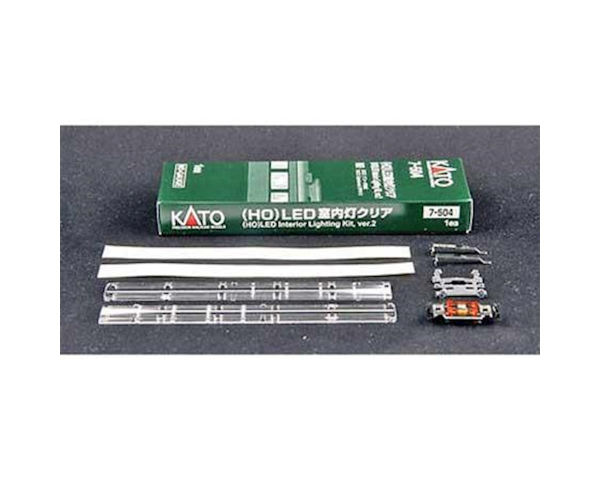 Kato HO Passenger Car Light Kit, White LED Version 2