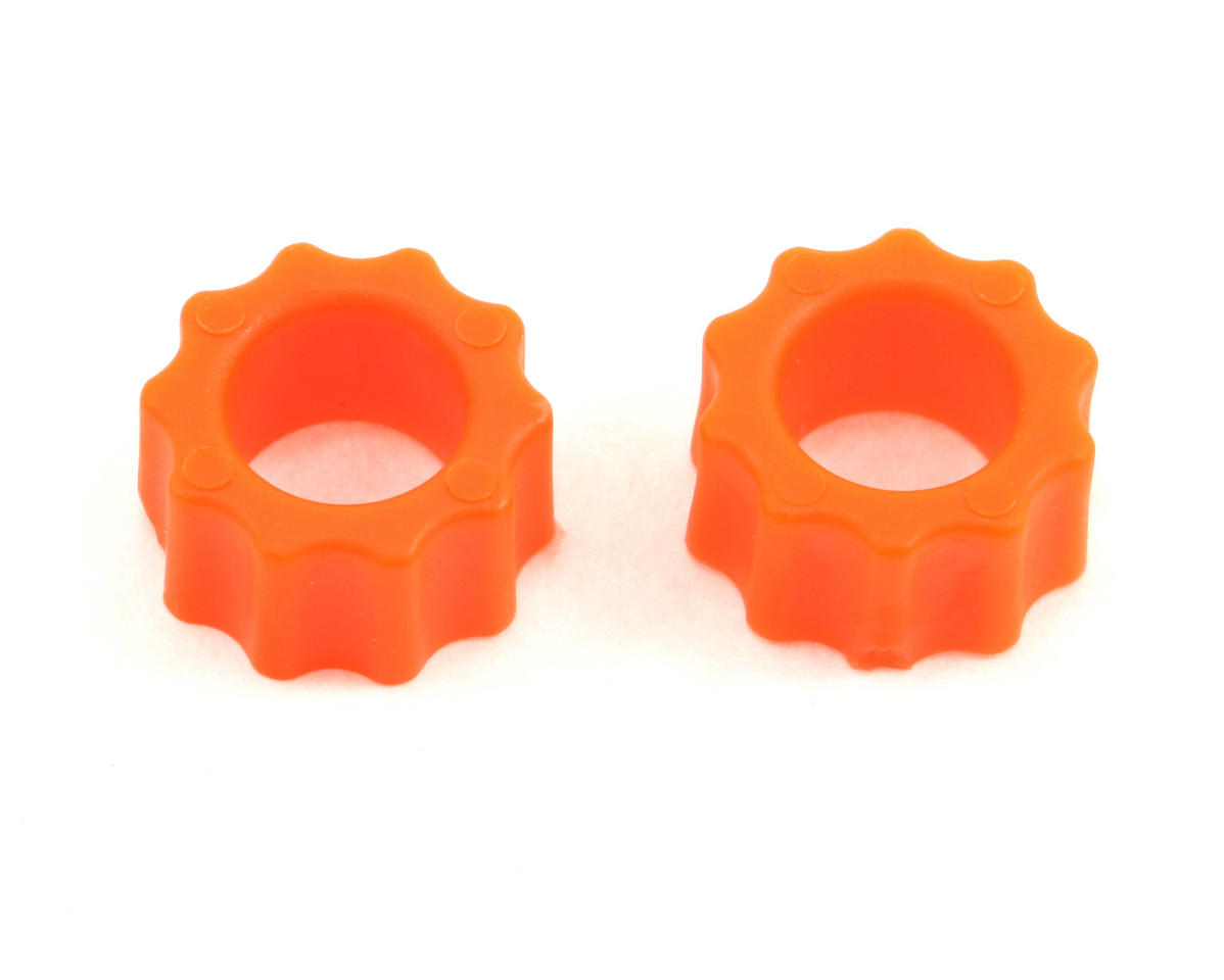 KBDD International T-Rex 500 Dampener Set (Orange)