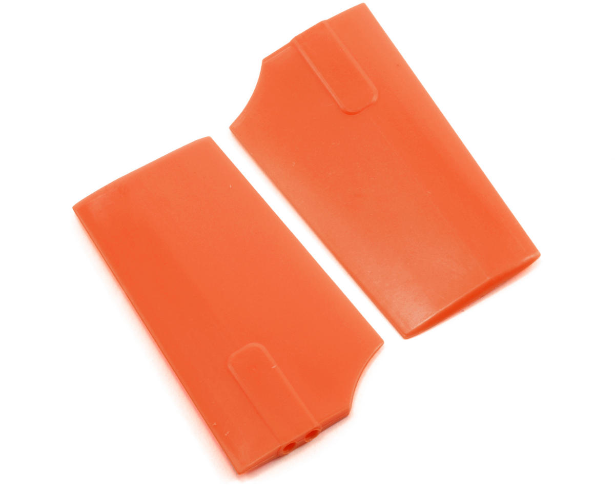 KBDD International HP 90 4.0mm Flybar Paddles (Orange)