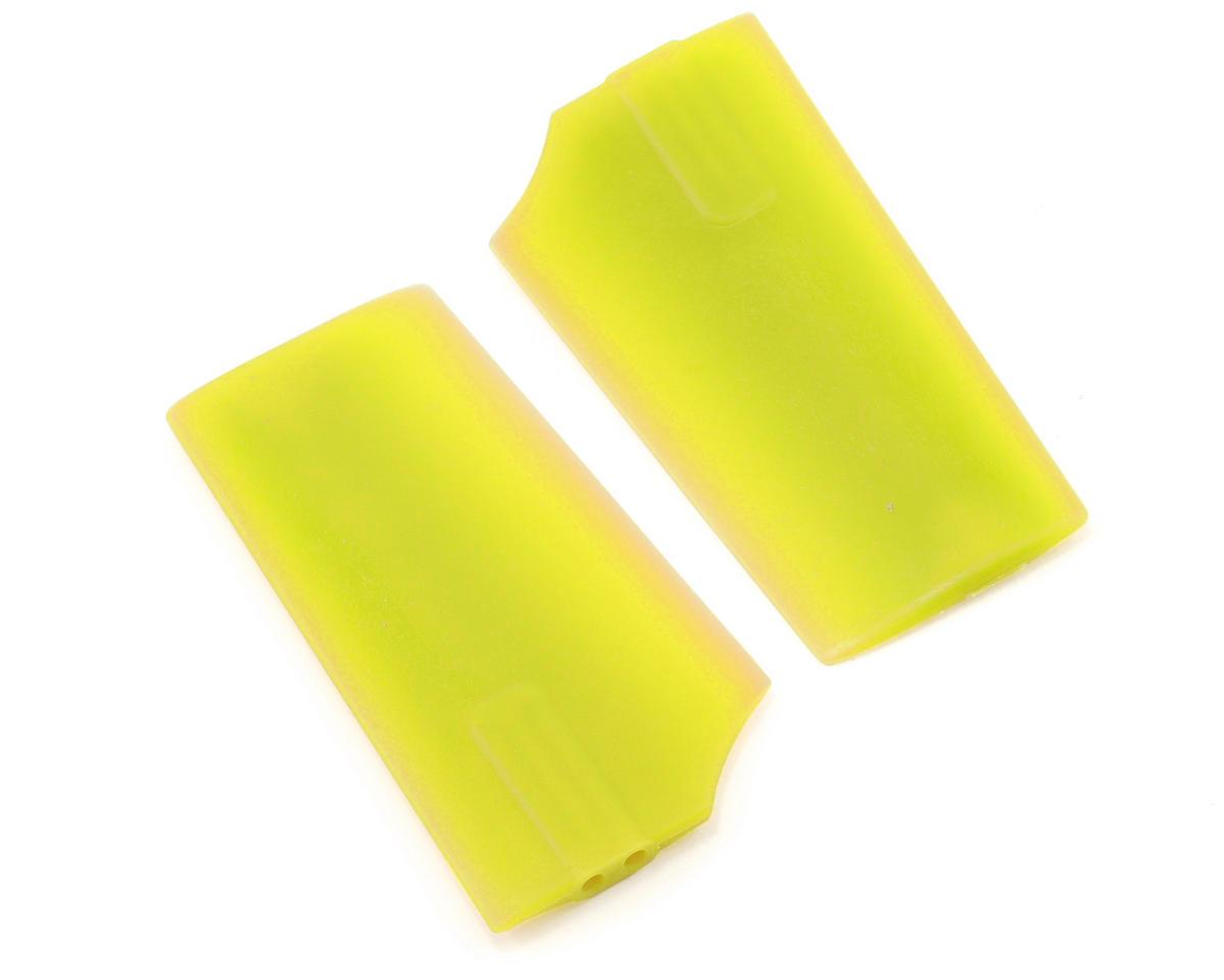 KBDD International HP 450 Flybar Paddles (Yellow)