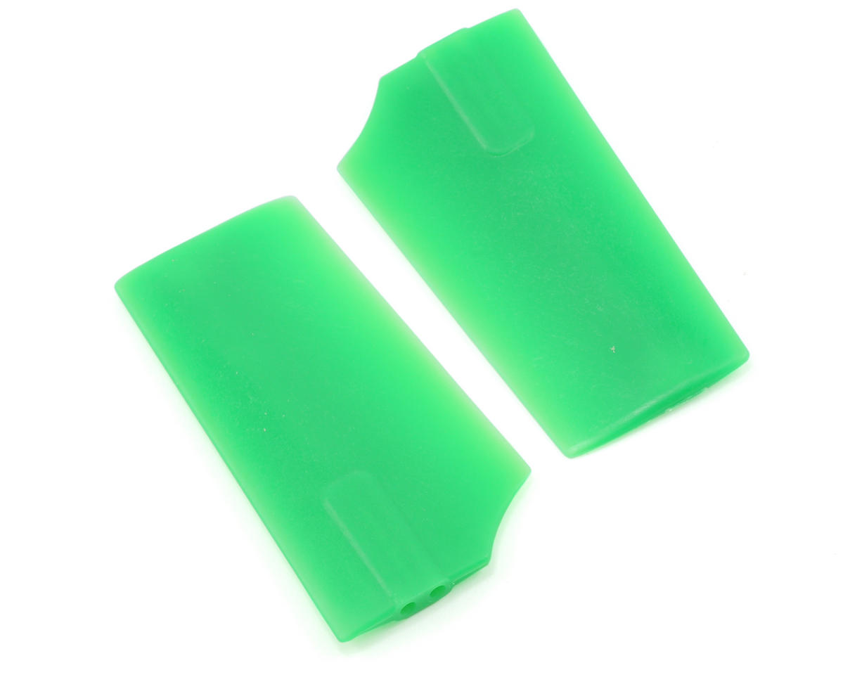 KBDD International HP 450 Flybar Paddles (Green)