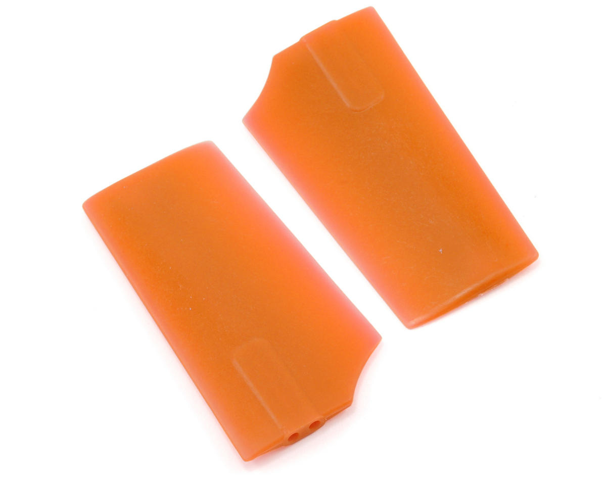 KBDD International HP 450 Flybar Paddles (Orange)