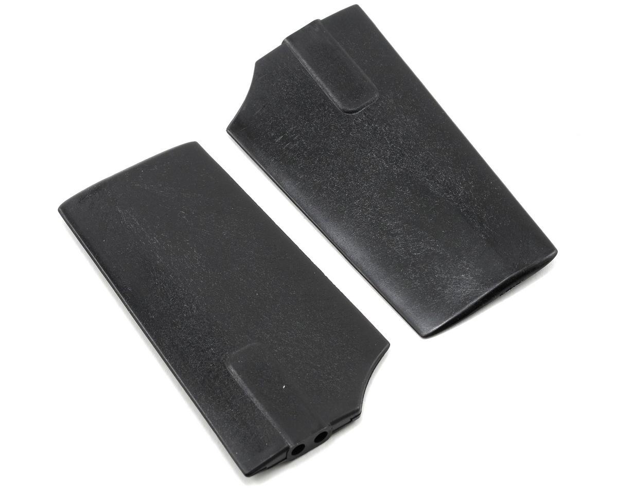 KBDD International HP 500 3.0mm Flybar Paddles (Black)