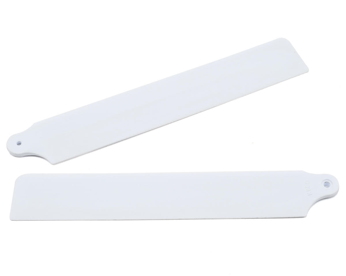 "Image 1 for KBDD International Blade mCP X ""Pilot's Choice"" Main Blade Set (White)"