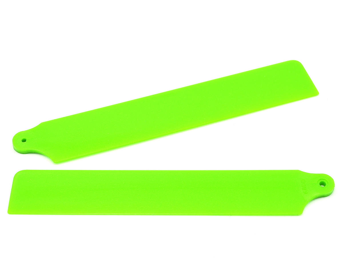 "KBDD International Blade mCP X/mCP X2 X ""Pilot's Choice"" Main Set (Neon Lime)"