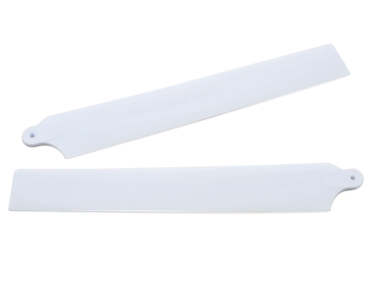 Blade 130 X Extreme Edition Main Blade Set (White) by KBDD International