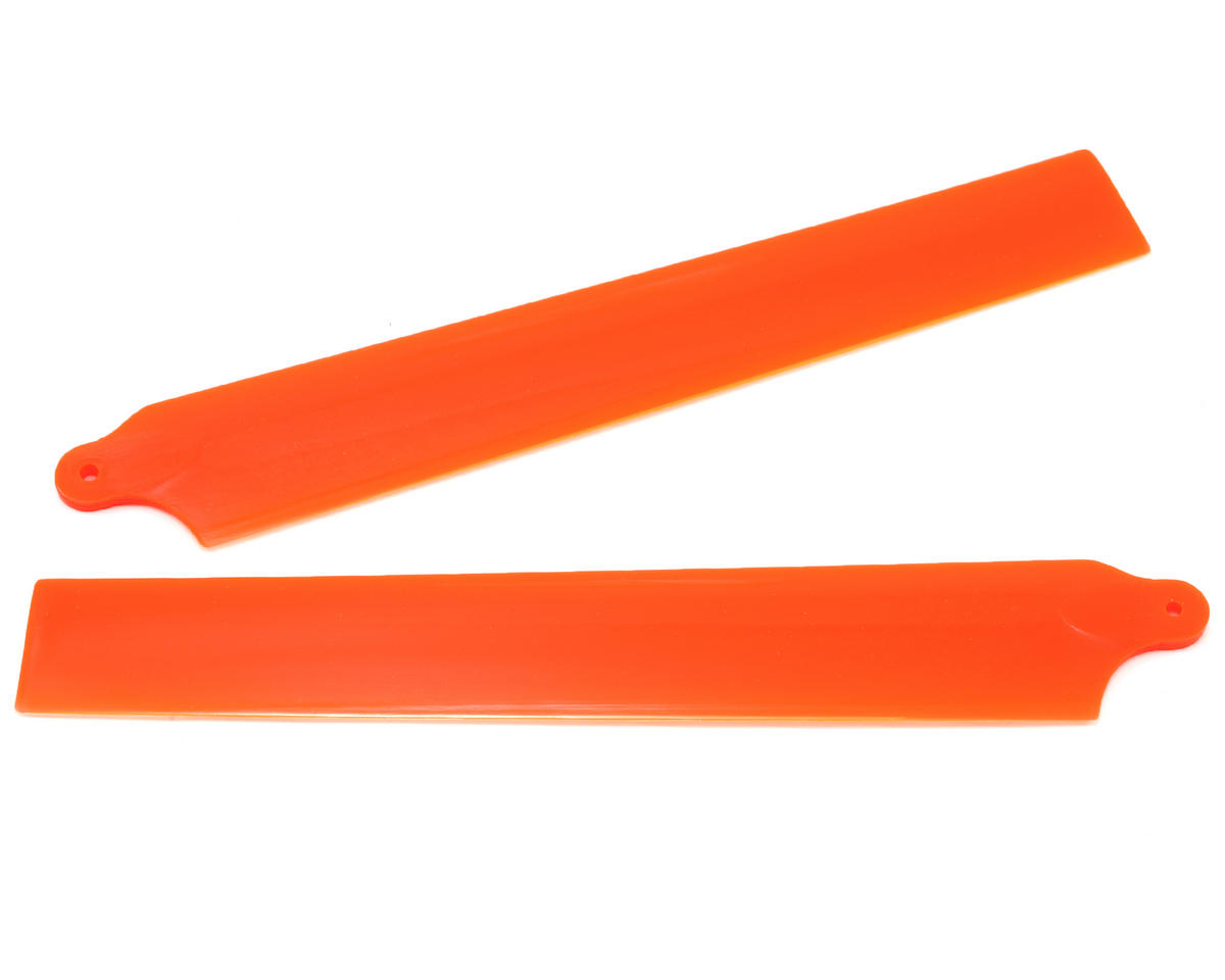 Blade 130 X Extreme Edition Main Blade Set (Neon Orange) by KBDD International