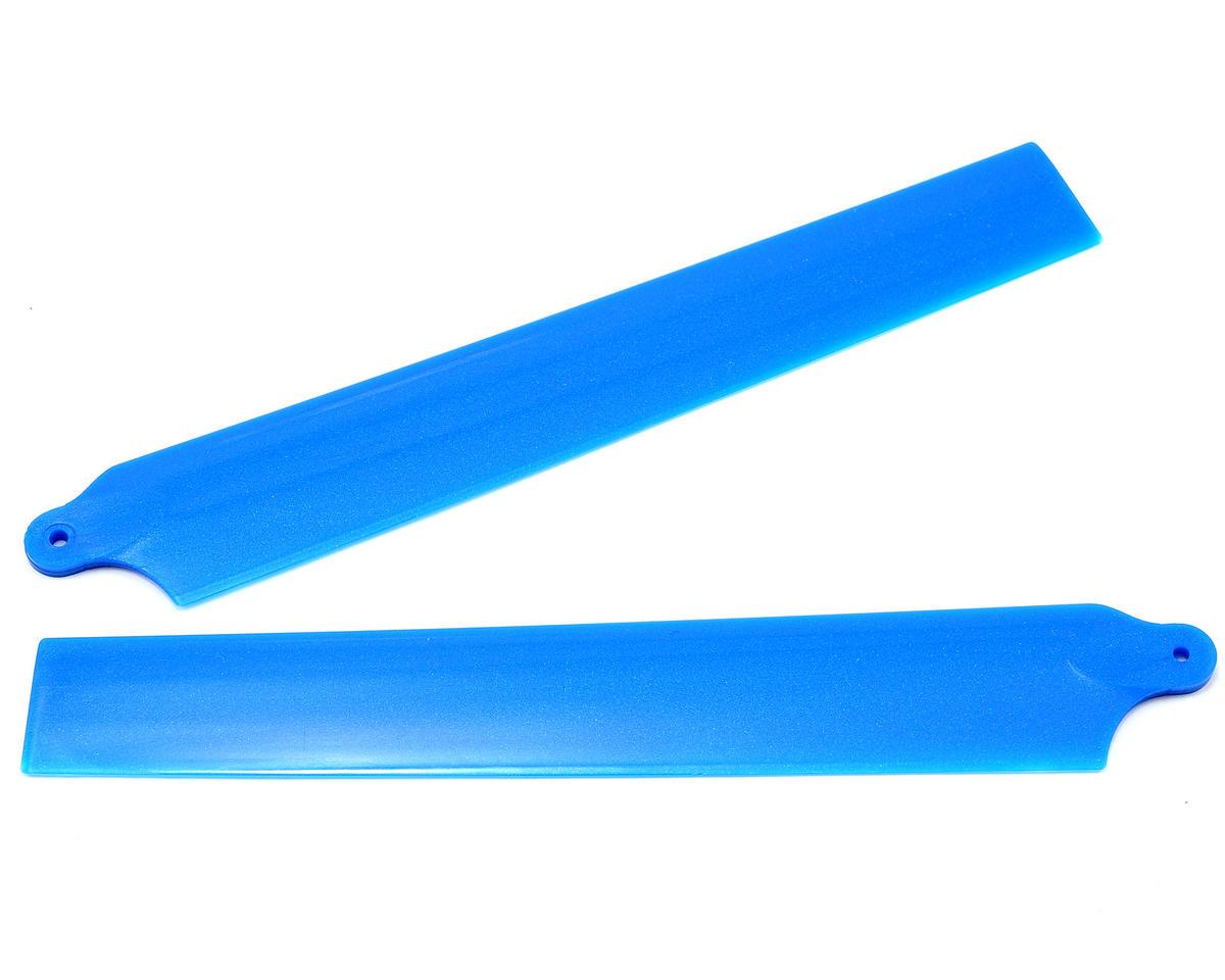 Blade 130 X Extreme Edition Main Blade Set (Blue) by KBDD International