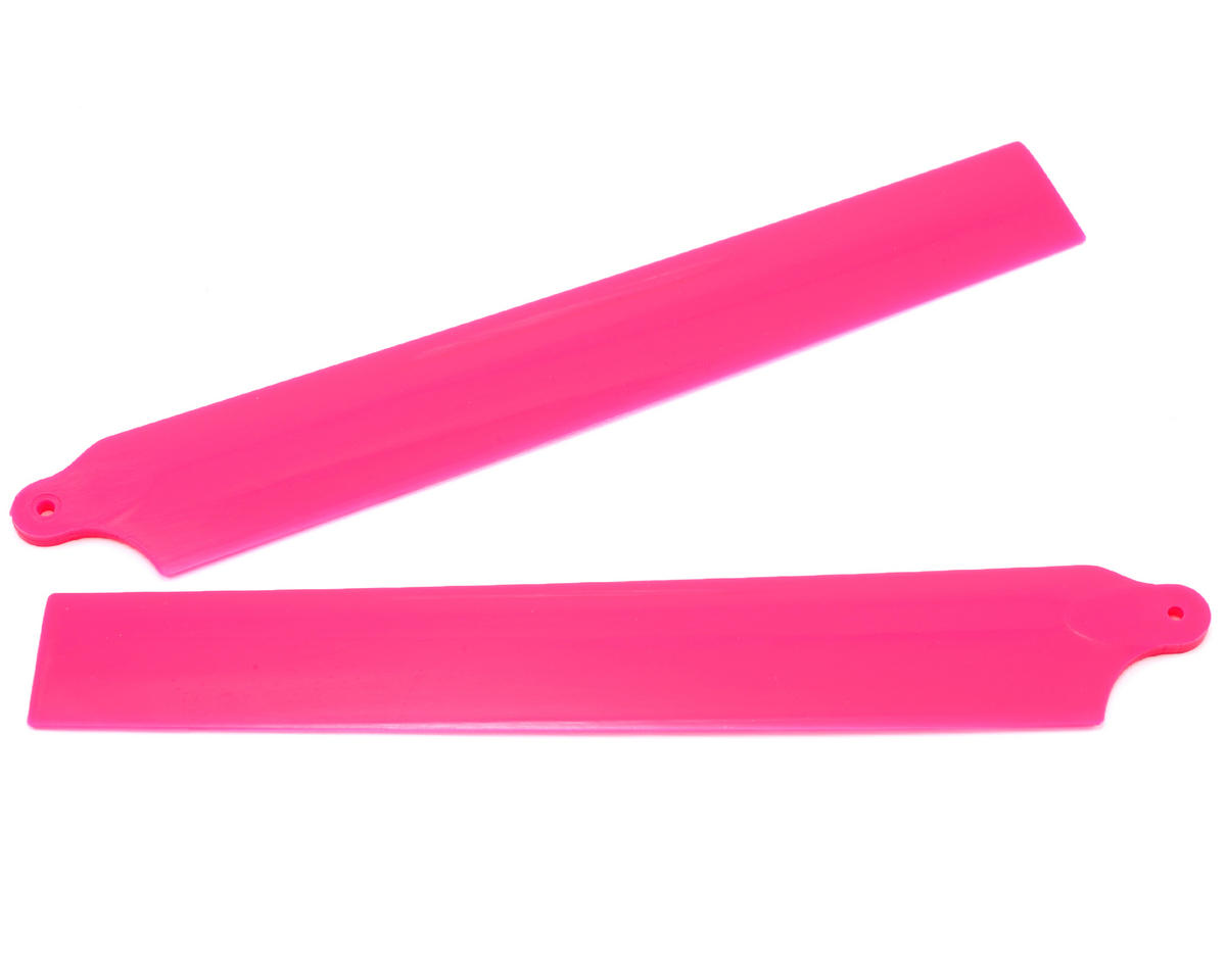 KBDD International Blade 130 X Extreme Edition Main Blade Set (Pink)