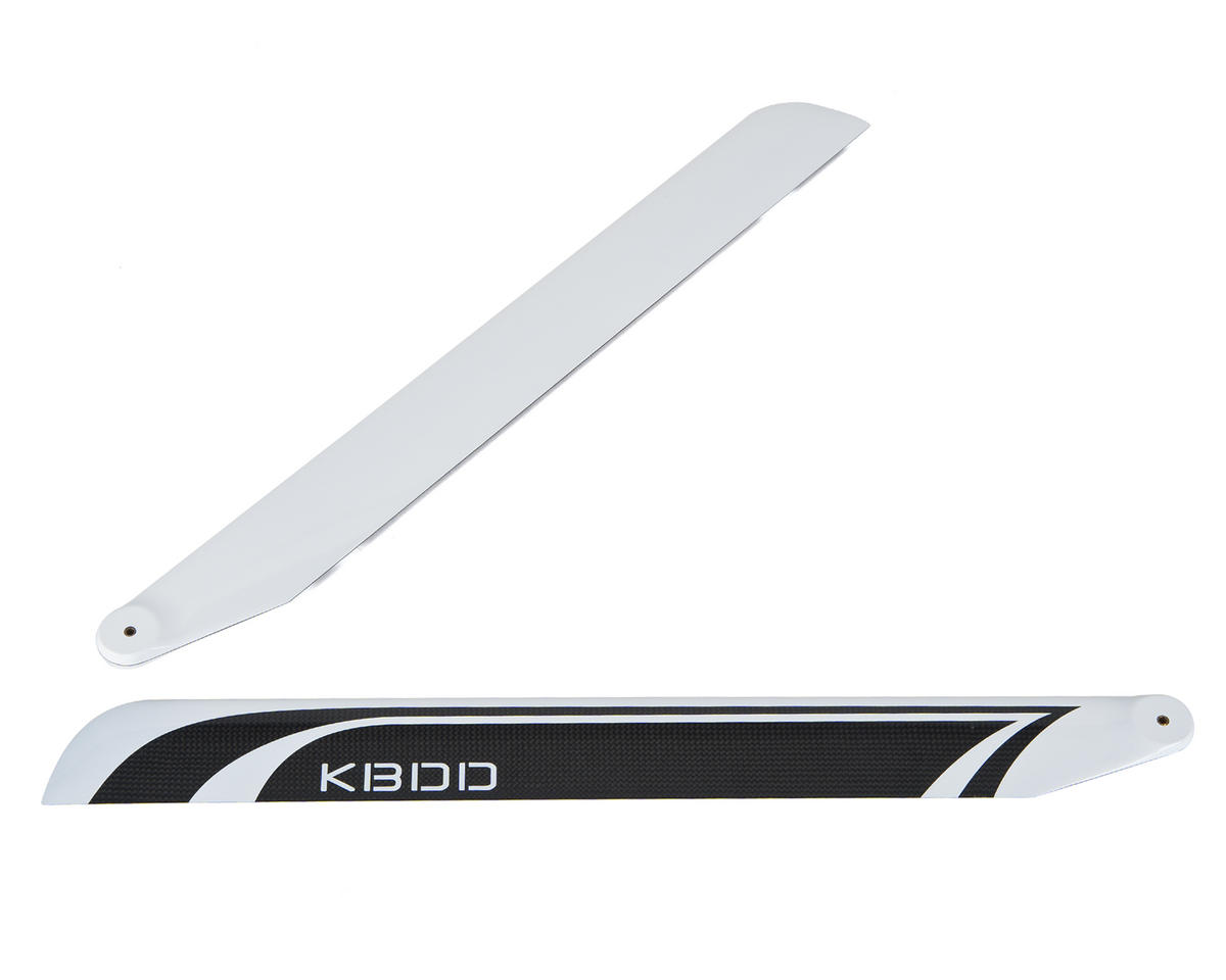 KBDD International 550mm Carbon Fiber Extreme Flybarless Main Blade