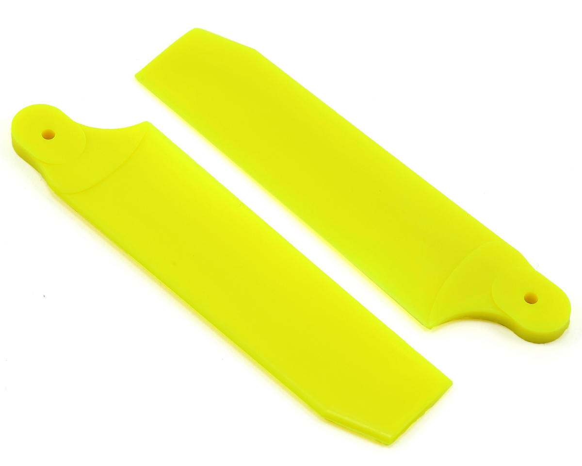 KBDD International Extreme Edition 104mm Tail Blade Set (Neon Yellow)