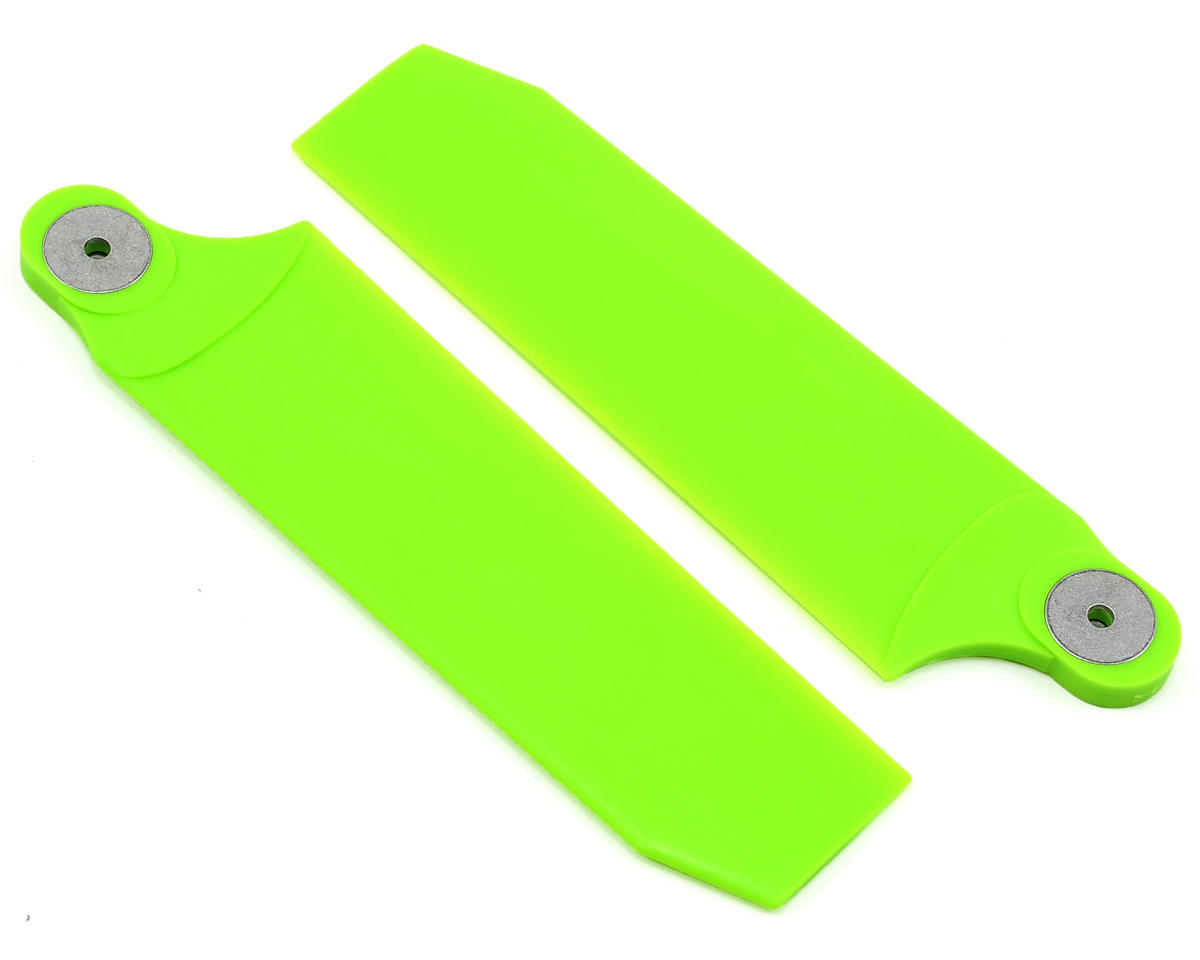 KBDD International Extreme Edition 112mm Tail Blade Set (Neon Lime)