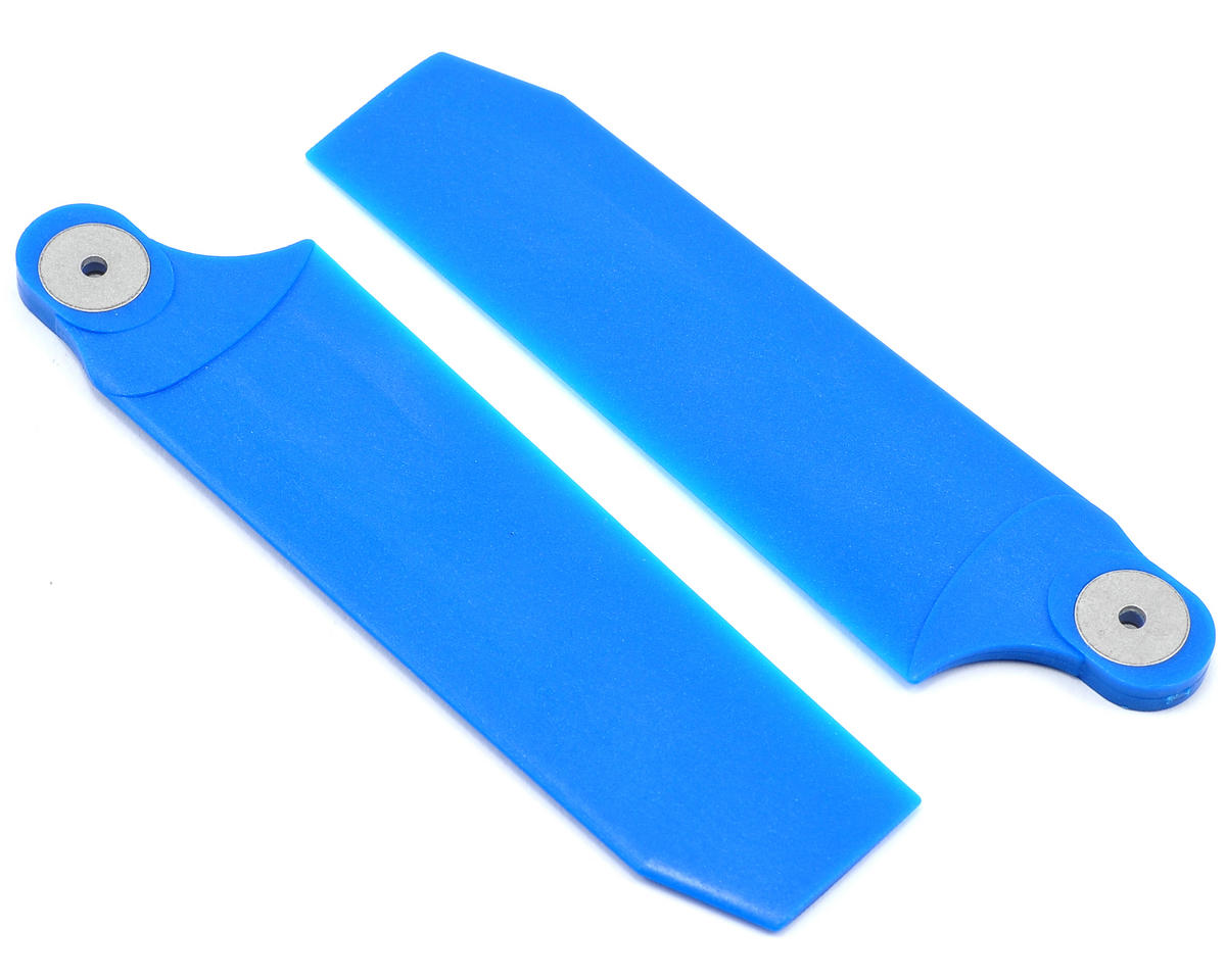 KBDD International Extreme Edition 112mm Tail Blade Set (Blue)