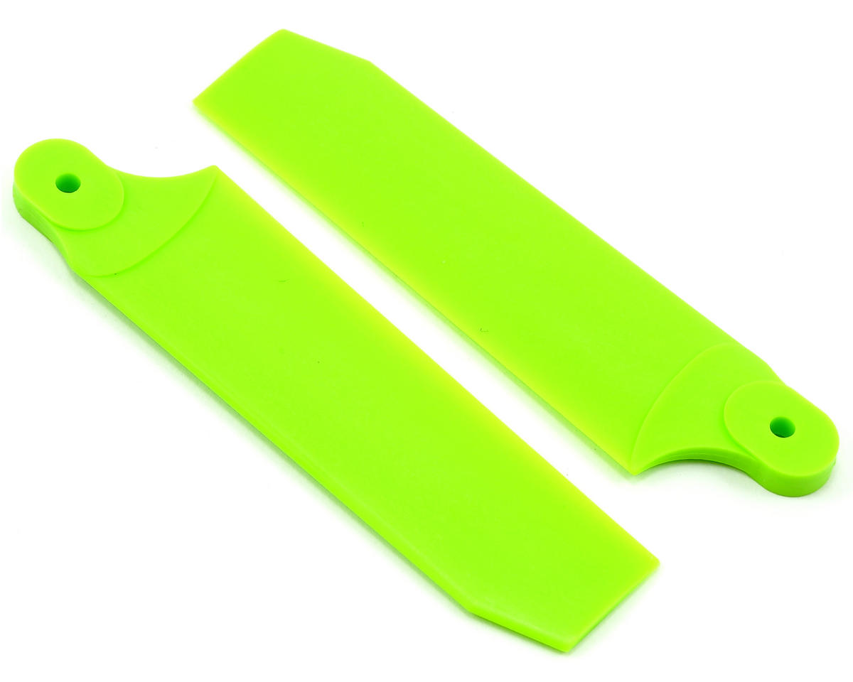 Extreme Edition 84.5mm Tail Blade Set (Neon Lime)