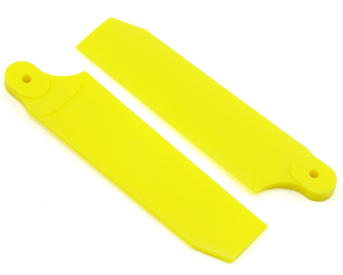 Extreme Edition 84.5mm Tail Blade Set (Neon Yellow) by KBDD International
