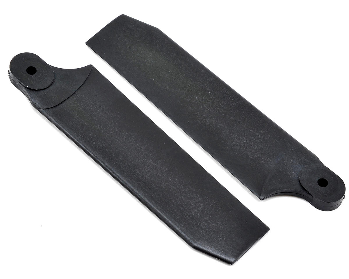 KBDD International Extreme Edition 84.5mm Tail Blade Set (Black)