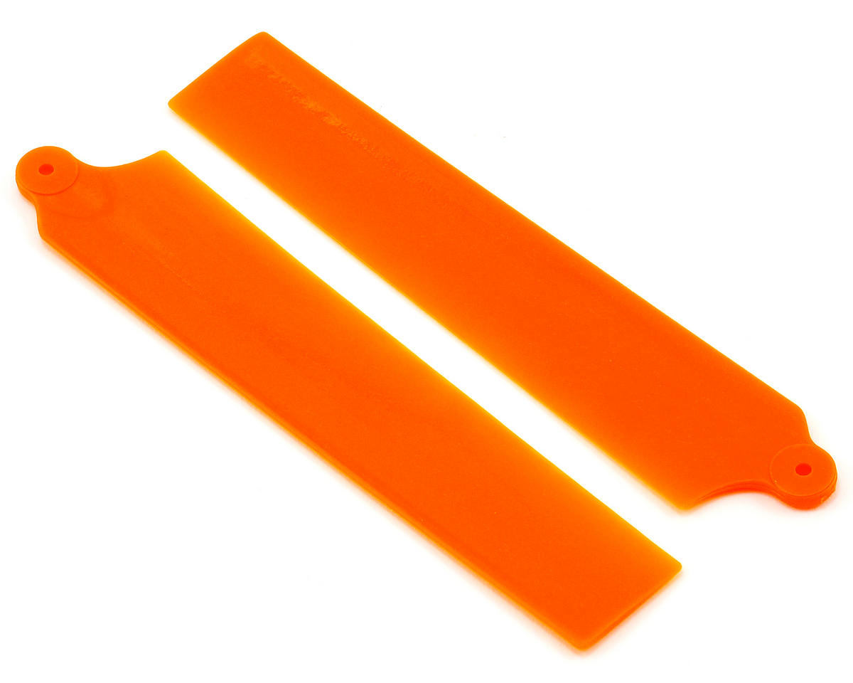 KBDD International Blade mCP X Extreme Edition Main Blade Set (Neon Orange)