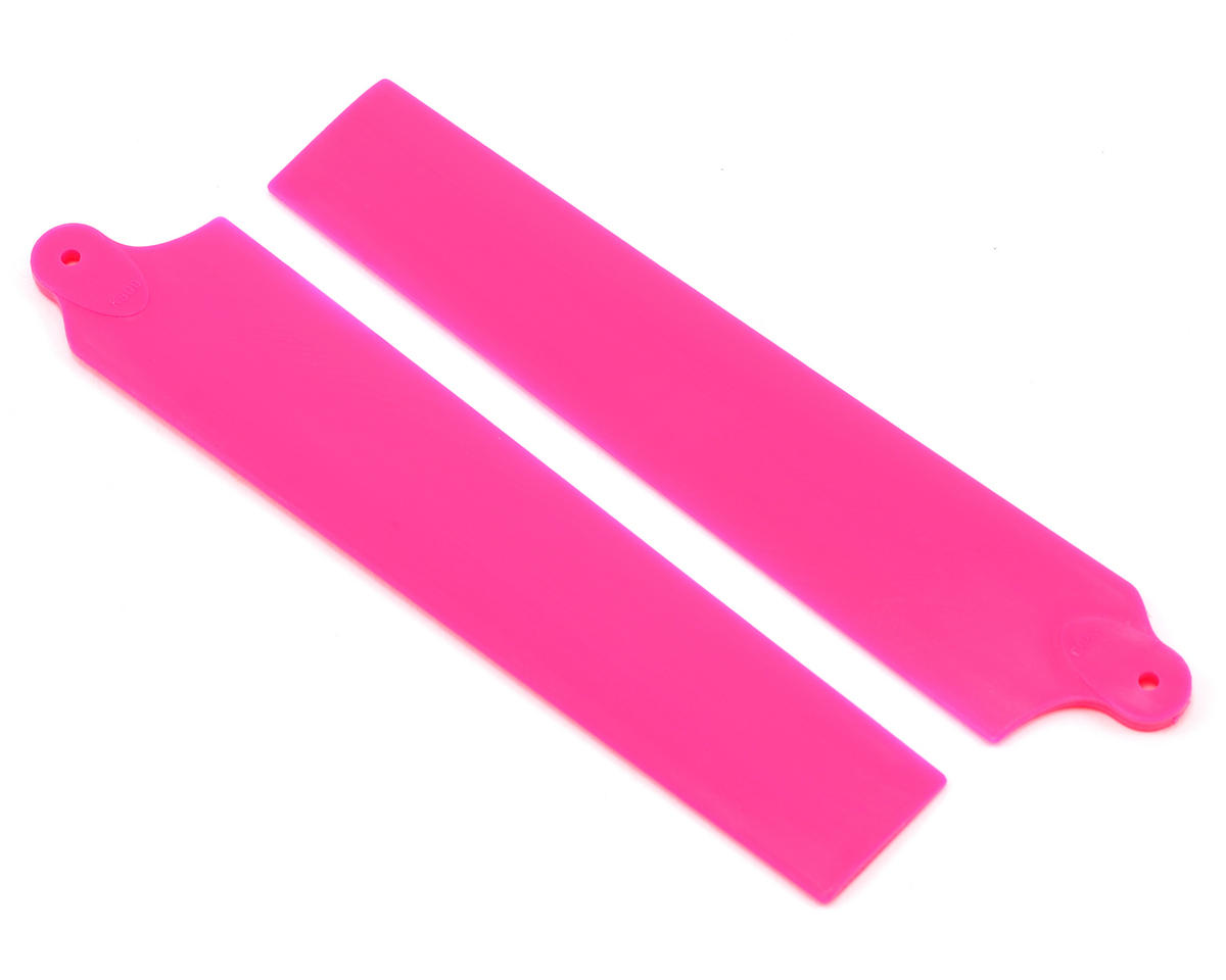 KBDD International Blade mCP X 3D Pro Main Blade Set (Hot Pink) (2)