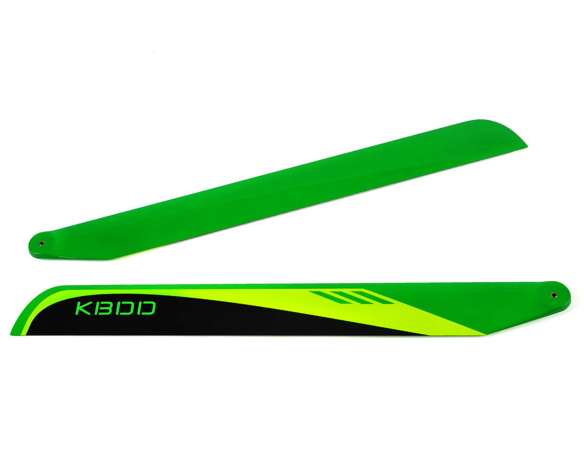 KBDD International 550mm Carbon Fiber Main Blade (Black)