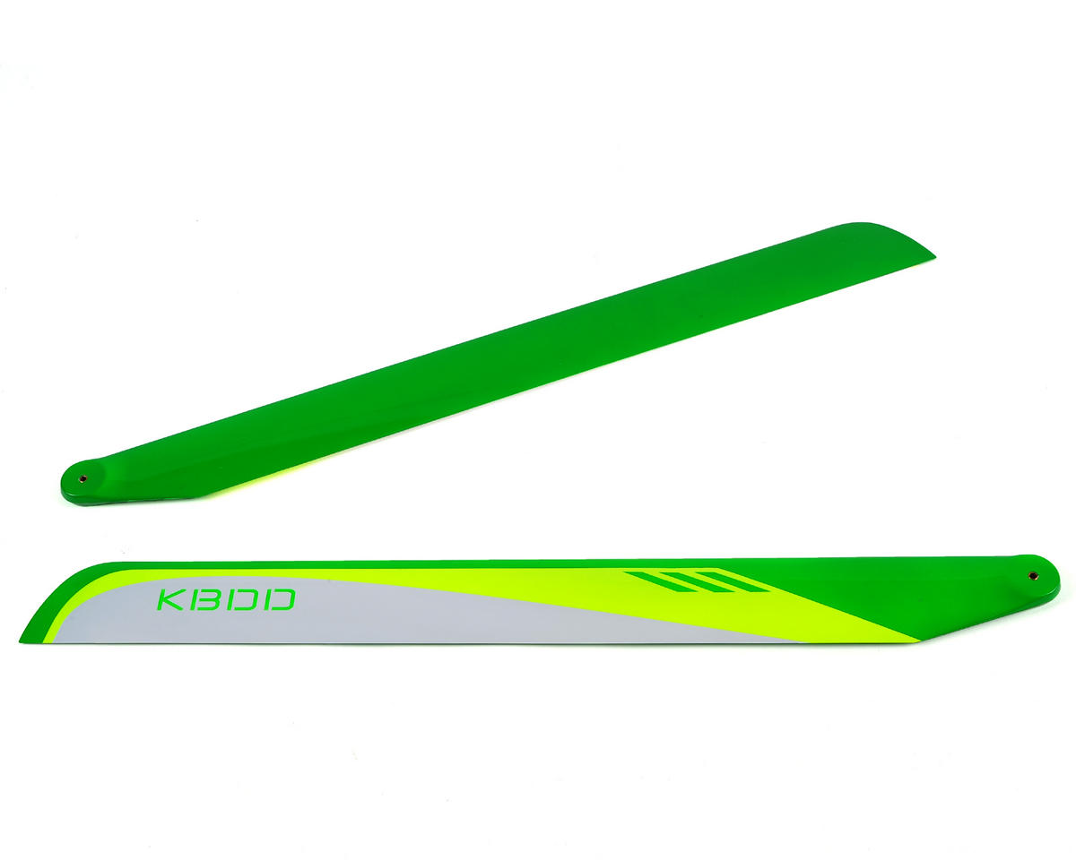 600mm Carbon Fiber Main Blade (White) by KBDD International