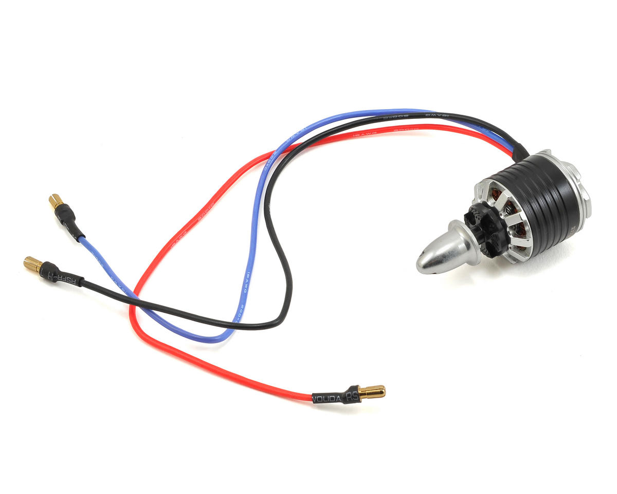 2315XF-2050 12-Pole Multi-Rotor Brushless Motor w/4mm Shaft (2050kV)