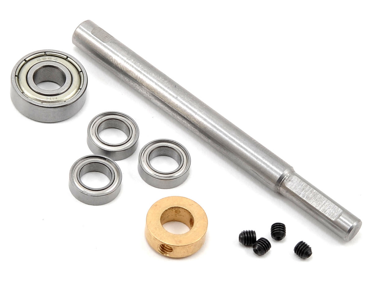 KDE Direct 500XF Replacement Motor Shaft Kit (5mm/6mm)