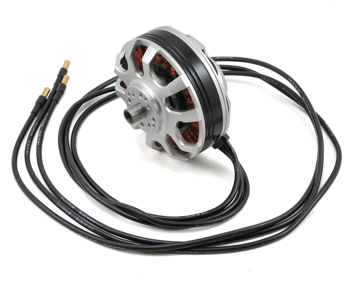7208XF-135 Heavy Lift 24-Pole Multi-Rotor Brushless Motor (135kV) by KDE Direct