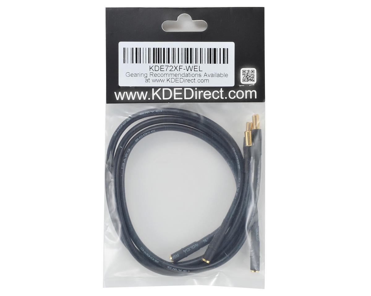 KDE Direct 72XX Series Motor Lead Extensions (305mm)
