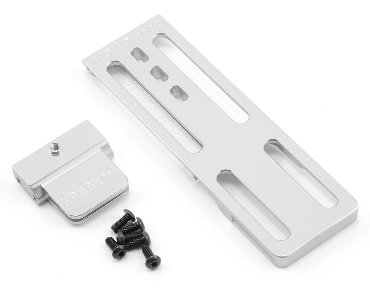 KDE Direct 450PRO Battery Mount/Canopy Clip Upgrade