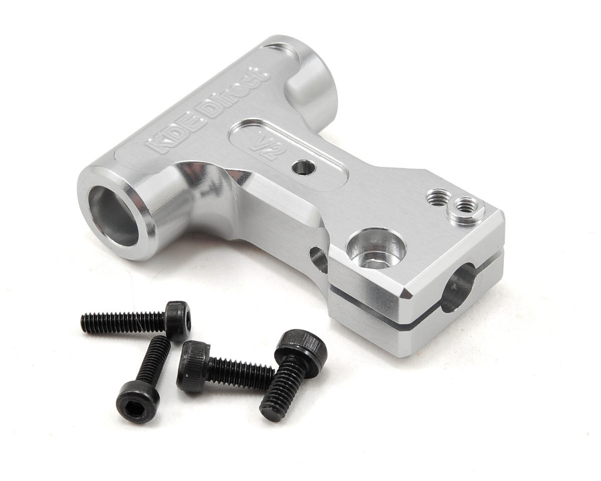 KDE Direct T-Rex 450 Pro Flybarless Main Rotor Housing V2