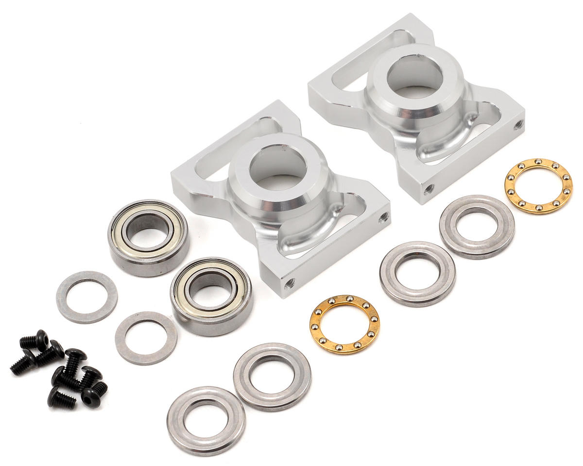 KDE Direct Thrusted Metal Bearing Block Set (T-Rex 500E Pro)