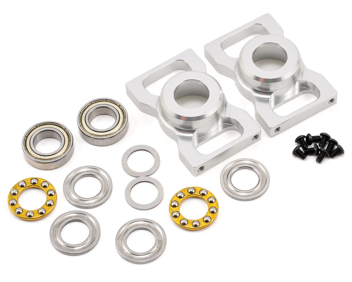 KDE Direct Thrusted Metal Bearing V2 Block Set (T-Rex 550)