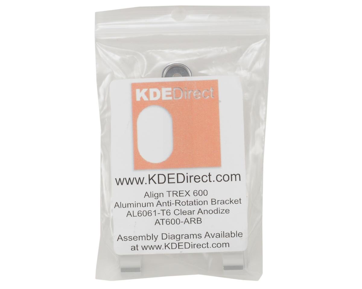 KDE Direct Anti-Rotation Bracket Upgrade Kit (T-Rex 600E)